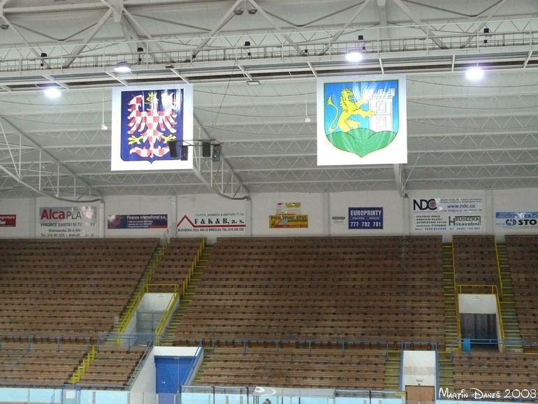 Zimní stadion Břeclav, zdroj www.hcbreclav.cz