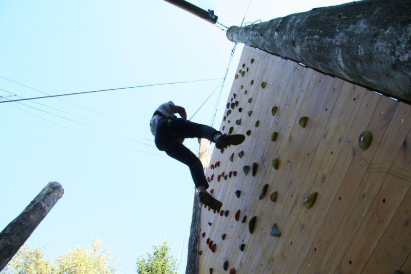 Adrenalin Joy - stabilní lanový park