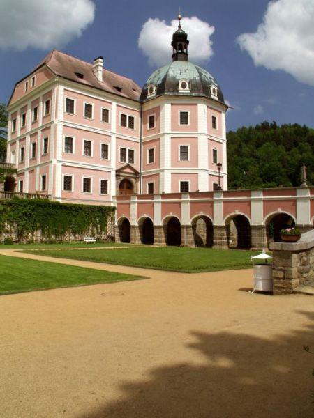 Bečov nad Teplou, zdroj www.zamekbecov.cz