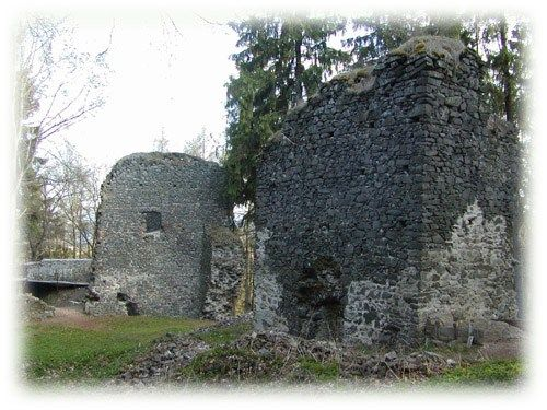 Volfštejn, zdroj www.cernosin.cz