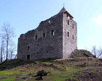Hrad Kamenice - Českokamenický hrad