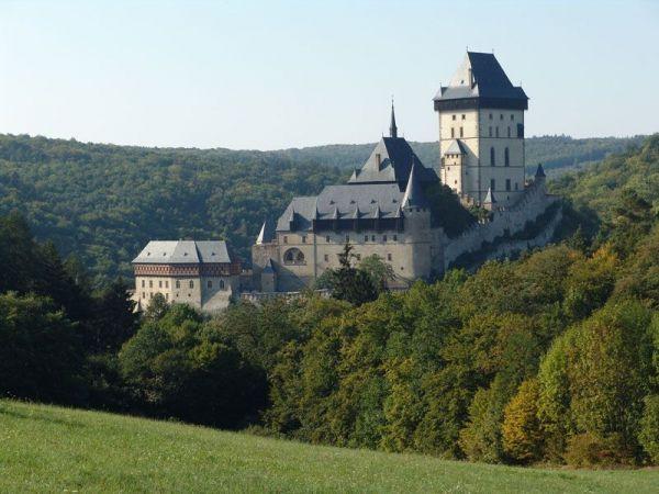 Karlštejn, zdroj www.hradkarlstejn.cz