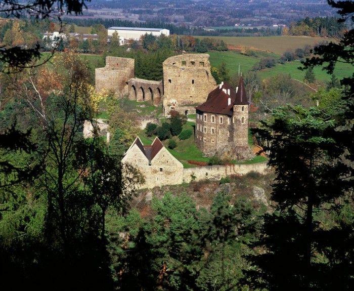 Velhartice, zdroj www.hradvelhartice.cz