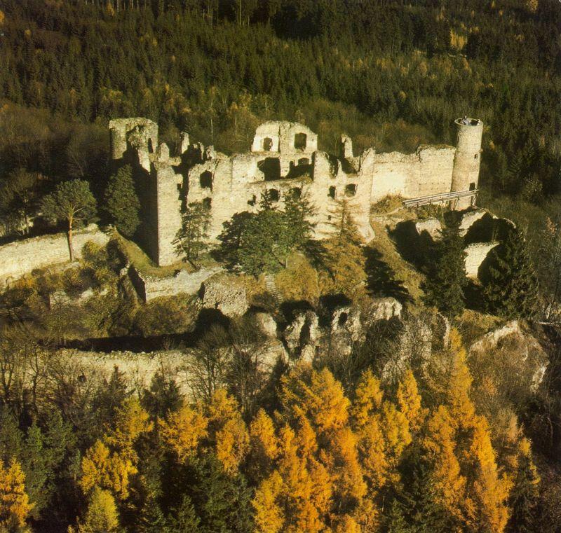 Helfenburk, zdroj www.bavorov.cz