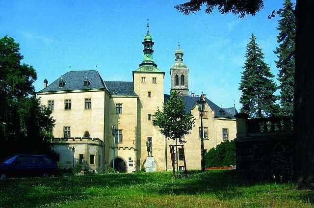 Hrad Kutná Hora - Vlašský dvůr