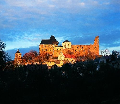 Lipnice, zdroj www.hrad-lipnice.cz