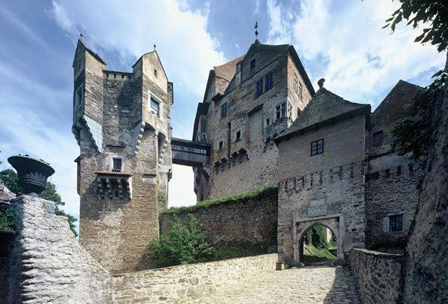 Pernštejn, zdroj www.hrad-pernstejn.cz