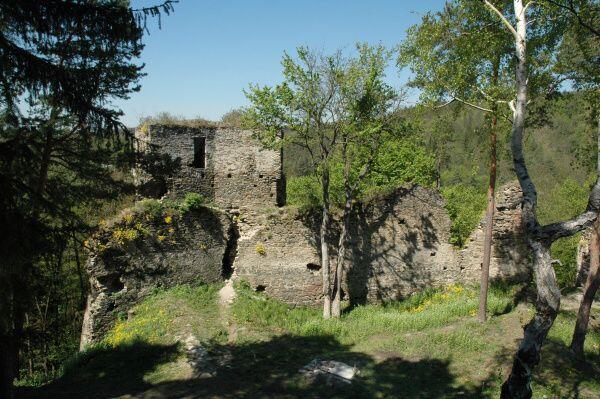 Frejštejn, zdroj www.podhradinaddyji.cz
