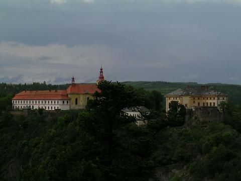 Hrad Rabštejn nad Střelou
