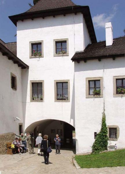 Landštejn, zdroj www.hrad-landstejn.eu