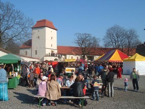 Ostravský hrad, zdroj www.slezskoostravskyhrad.cz