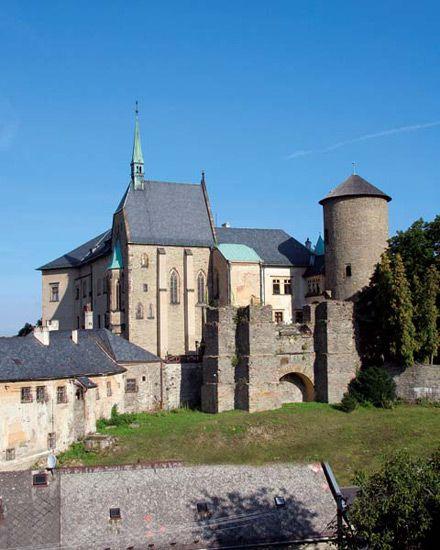 Šternberk, zdroj www.hrad-sternberk.cz