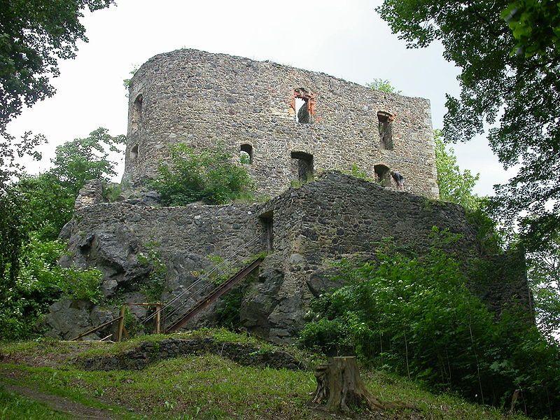 Hrad Vlčtejn