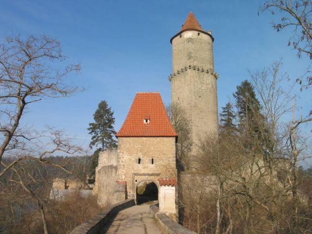 Zvíkov, zdroj www.hrad-zvikov.eu