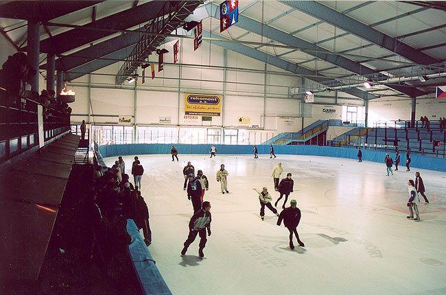 Zimní stadion Benátky nad Jizerou