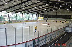 Zimní stadion Český Krumlov