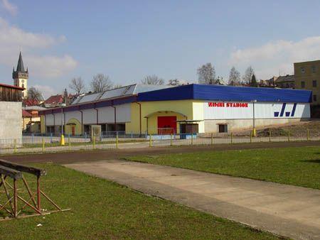 Zimní stadion Dvůr Králové