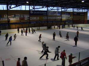 Zimní stadion Hronov, zdroj www.hchronov.cz