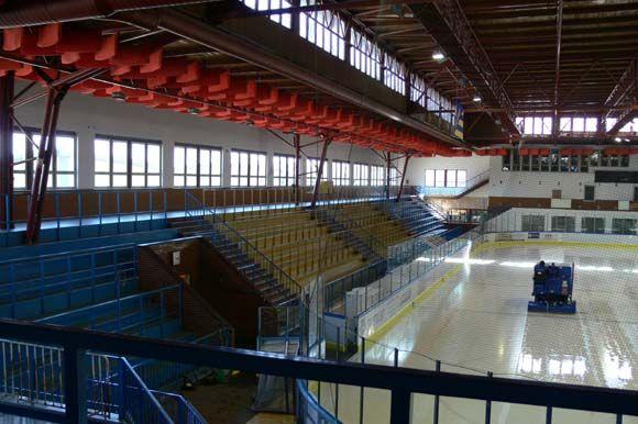 Zimní stadion KLH Vajgar Jindřichův Hradec