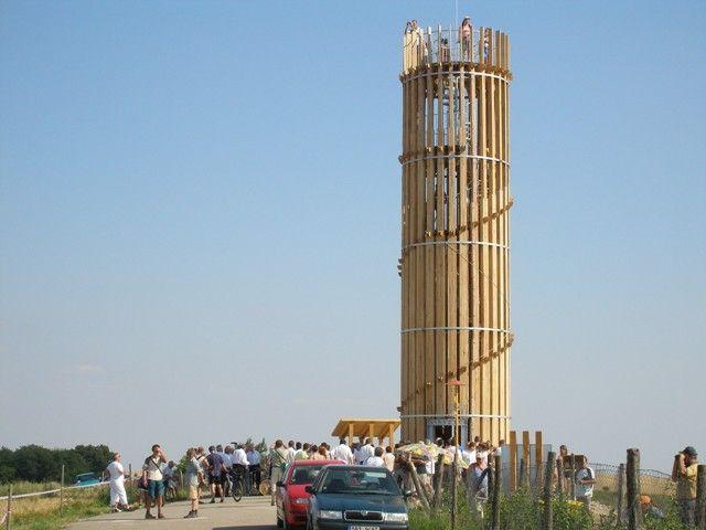 Rozhledna Akátová věž Výhoň
