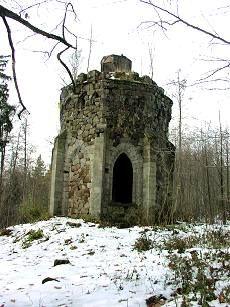 Rozhledna Allainova věž u Lomnice nad Popelkou