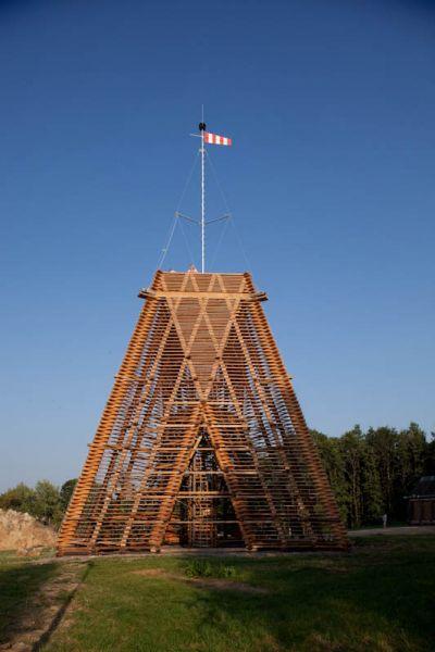 Rozhledna Bára II na Podhúře u Chrudimi