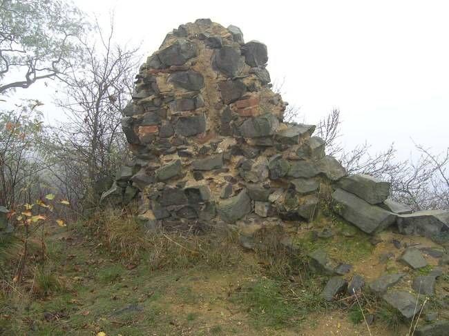 Rozhledna Pohradická hora - Aloisova výšina