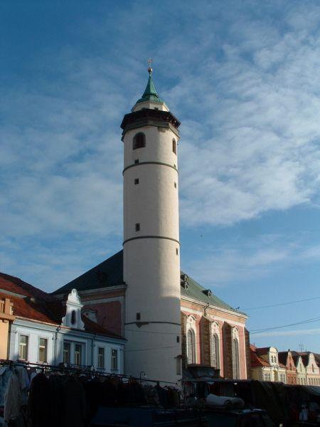 Domažlická věž Domažlice