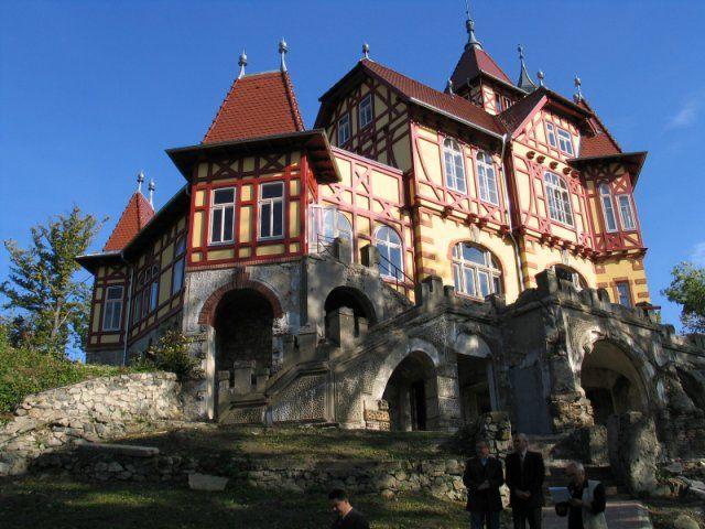 Rozhledna Hrádek ve Varnsdorfu
