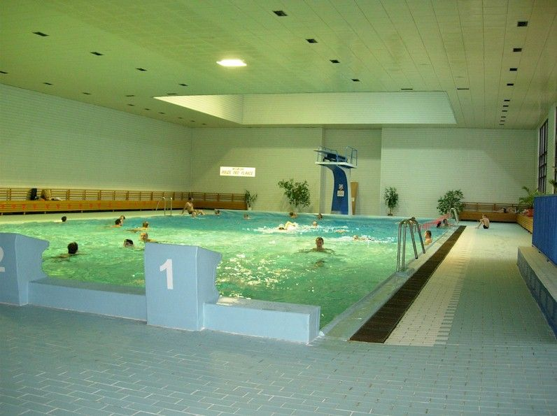 Krytý bazén Bílina