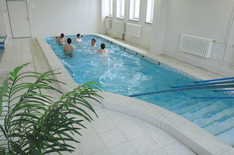 Krytý bazén Blansko