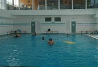 Krytý plavecký bezén Bučovice