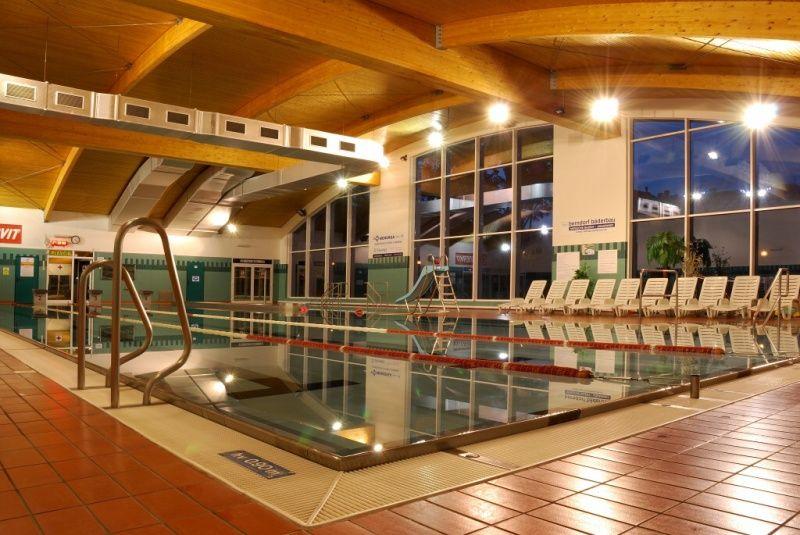 VITALITY Slezsko - sportovní areál Bystřice