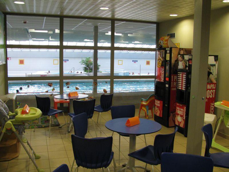 Plavecký bazén - Sportareál