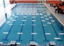 Krytý plavecký bazén Česká Třebová - velký bazén