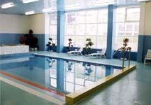 Krytý plavecký bazén Česká Třebová - malý bazén