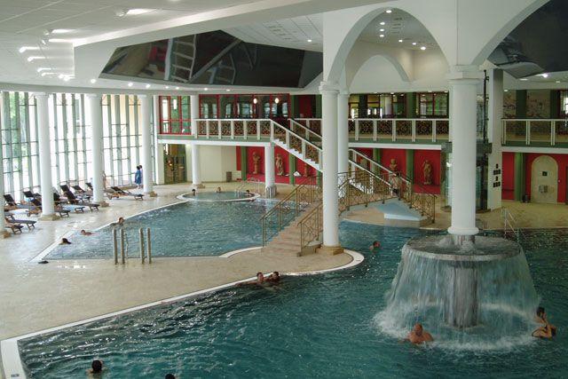 Aquaforum Františkovy Lázně