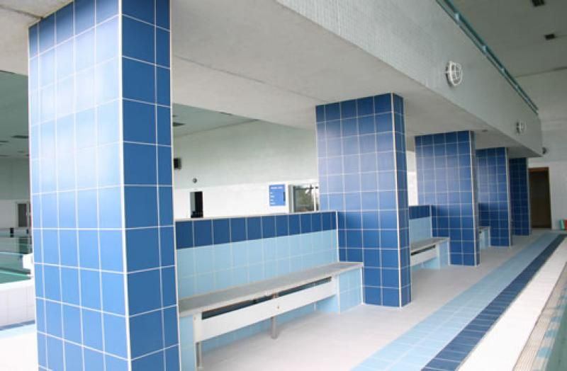 Krytý plavecký bazén TEZA Hodonín