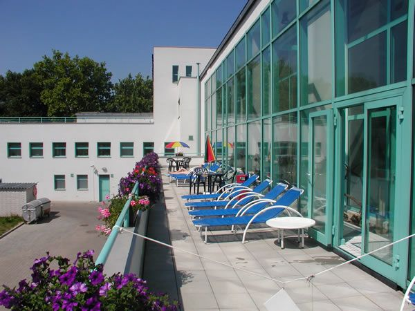 Městské lázně - Aquapark Hradec Králové