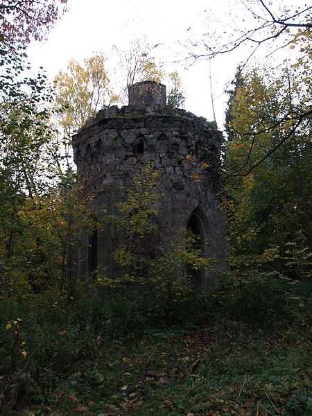 Rozhledna Allainova věž u Lomnice nad Popelkou - autor Mirek Dědina