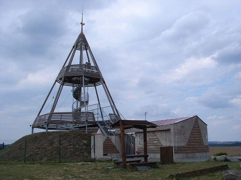 Rozhledna Ocmanice u Náměště nad Oslavou