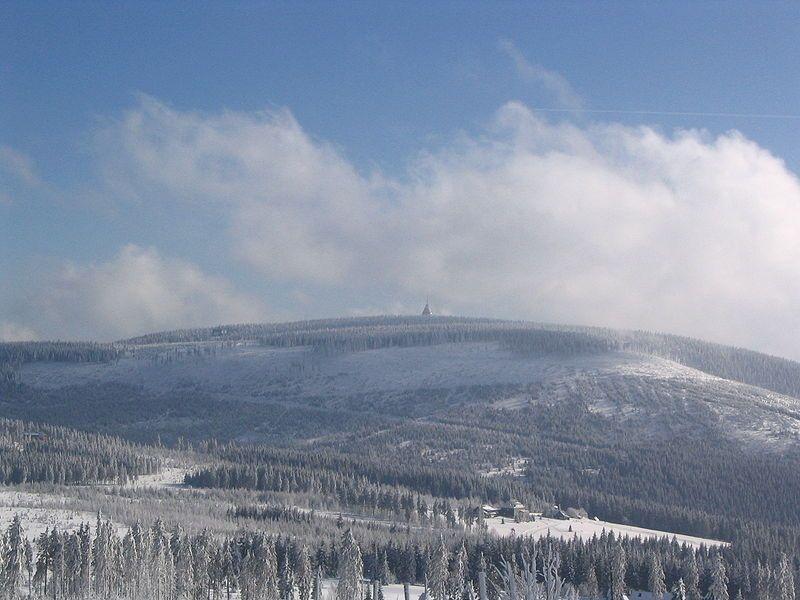 Rozhledna Černá hora u Janských Lázní - autor Jan Němec, licence CC 3.0 http://creativecommons.org/licenses/by-sa/3.0/deed.cs,