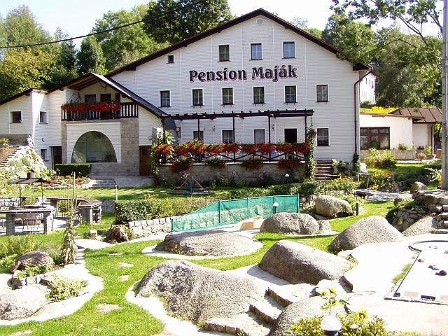 Pension Maják - Nová Ves nad Nisou