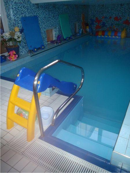 Plavecký klub Pro Baby - malý bazén