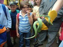 Zoolektor - programy pro školy - děti 9-14 let