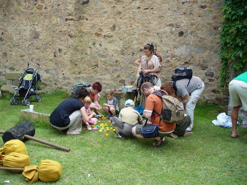 Pohádkové hrady 2010 - pro školní exkurze