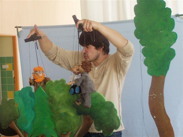 33. Dětské divadelní dny - Pohádková zoo - Dřevěné divadlo