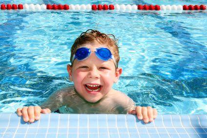 Kurzy plavání pro děti