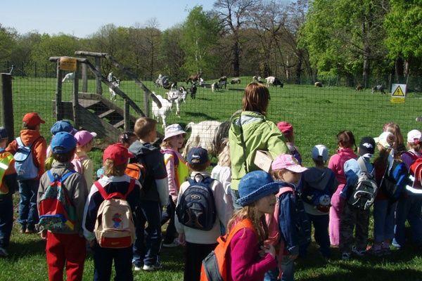 Zoopark Chomutov - Výukové programy pro MŠ, ZŠ
