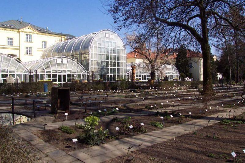 Botanická zahrada Brno - Školní exkurze pro 2. stupeň ZŠ a střední školy